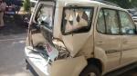राजस्थान सरकार के ये केबिनेट मंत्री हादसे में बाल-बाल बचे, बेकाबू ट्रोले ने मारी सरकारी कार के टक्कर