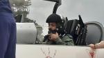 वायुसेना प्रमुख ने स्वदेशी एचटीटी-40 ट्रेनर विमान उड़ाया, ऐसा करने वाले पहले एयर चीफ