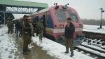 जम्मू कश्मीर: आर्टिकल 370 हटने के बाद श्रीनगर-बारामूला के बीच पहली बार दौड़ी ट्रेन, रेलवे ने ली राहत की सांस