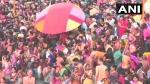 Kartika Purnima: अयोध्या में सब कुछ सामान्य, सरयू में लाखों लोगों ने लगाई आस्था की डुबकी