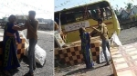 शराब बेचने वाली महिला की शिकायत करना सरपंच को पड़ा भारी, गाली देते हुए पीटने लगी, VIDEO