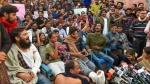 JNU छात्रों ने HRD पैनल से की मुलाकात, कहा- जबतक मांगें पूरी नहीं होगी, जारी रहेगा प्रोटेस्ट