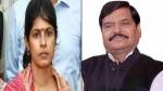 स्वाति सिंह के समर्थन में आए शिवपाल यादव, बोले- अफसर को मंत्री नहीं तो कौन डांटेगा
