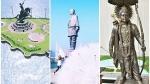 दुनिया की सबसे ऊंची मूर्ति का तमगा खो देगी स्टैच्यू ऑफ यूनिटी, देश में ही बन रही हैं 2 ऐसी प्रतिमाएं