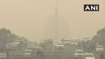प्रदूषित हवा से दिल्ली-NCR बेहाल, आज भी धुंध के आगोश में देश का दिल