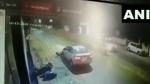 Video: कार ड्राइवर की बर्बरता, पहले टक्कर मारी और फिर शख्स को रोड पर घसीटता रहा