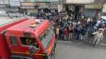 दिल्ली अग्निकांड: मौत सामने देख मजदूर ने दोस्त को किया आखिरी कॉल, बोला- 'भैया खत्म होने वाला हूं...'