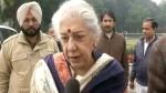 पंजाब: क्या अंबिका सोनी बनेगी सीएम? कांग्रेस को सोनिया गांधी के आदेश का इंतजार