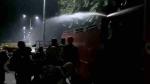 CAB के विरोध में एएमयू छात्रों ने किया प्रदर्शन, पुलिस ने दागे आंसू गैस के गोले