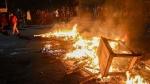 नागरिकता बिल: असम में हिंसक प्रदर्शन, प्रदर्शनकारियों ने 2 रेलवे स्टेशनों पर की आगजनी