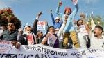नागरिकता संशोधन बिल को लेकर असम में प्रदर्शन के बीच  ADG का तबादला, सीआईडी भेजे गए