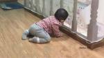 पांचवीं मंजिल से नीचे गिरी आठ महीने की बच्ची को लगी मामूली चोट, कैसे बची जान