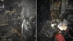 दिल्ली में एक और भीषण अग्निकांड, तीन महिलाओं की मौत, 4 घायल