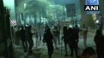 LIVE: नागरिकता कानून के विरोध में दिल्ली में हिंसक प्रदर्शन, कई हिरासत में
