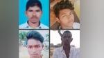 हैदराबाद गैंगरेप: महिला डॉक्टर के साथ गैंगरेप करने वाले चारो आरोपी पुलिस एनकाउंटर में ढेर