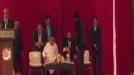 व्यापम घोटाले के मुख्य आरोपी के साथ कार्यक्रम में नजर आए मुख्यमंत्री कमलनाथ