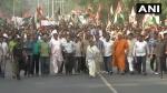 नागरिकता कानून और एनआरसी के खिलाफ कोलकाता में ममता बनर्जी का विरोध मार्च
