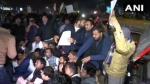 जामिया विवाद: बैकफुट पर दिल्ली पुलिस, सभी छात्रों को छोड़ा, 6 घंटे बाद पुलिस हेडक्वाटर्र से हटे छात्र