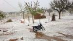 राजस्थान मौसम : ओलावृष्टि के बाद कश्मीर की वादियों जैसी नजर आई धोरों की धरती, देखें VIDEO