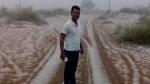 राजस्थान मौसम : नागौर-झुंझुनूं समेत कई जिलों में ओलावष्टि, देखें वायरल वीडियो