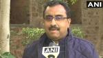 बीजेपी नेता राम माधव बोले- नागरिकता संशोधन बिल को लेकर भ्रम फैला रहा है विपक्ष