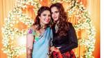 सानिया मिर्जा की बहन बनने जा रही हैं अजहरुद्दीन के घर की बहू , देखिए मेहंदी रस्म की तस्वीरें