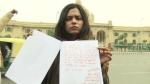 Nirbhaya Case : निर्भया गैंगरेप के 4 दोषियों को महिला दे सजा, इंटरनेशनल शूटर  वर्तिका सिंह ने खून से लिखा पत्र