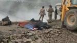 उत्तराखंडः 200 फीट नीचे खाई में जा गिरी अल्टो कार, 5 लोगों की मौत