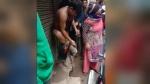 अंबालाः लड़कियों को देखते ही युवक करता था गंदी हरकत, परिजनों ने बीच सड़क पर नंगा कर पीटा