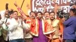 राज ठाकरे के बेटे अमित की मनसे में एंट्री, पार्टी का झंडा भी बदला