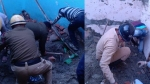 दिल्ली: भजनपुरा में कोचिंग सेंटर की छत गिरी, कई छात्रों के फंसे होने की आशंका
