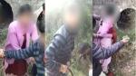 सुनसान इलाके में अश्लील हरकत कर रहा था कपल,गांववालों ने Video बनाकर कर दिया वायरल