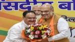 BJP राष्ट्रीय अध्यक्ष के तौर पर आज होगी जेपी नड्डा की ताजपोशी,लेगें अमित शाह की जगह