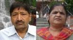 आगरा: सर्राफा व्यवसायी पति और पत्नी की निर्मम हत्या, स्विच में लगा था हाथ में लिपटा तार