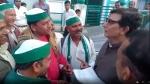 'भाजपा जिंदाबाद कहोगे तब काम होगा', समस्या लेकर आए किसानों से बोले सांसद