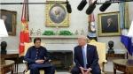 दावोस में ट्रंप-इमरान की मुलाकात, अमेरिका ने फिर मध्यस्थता की कही बात