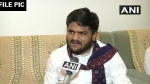 राजद्रोह के केस में कांग्रेस नेता हार्दिक पटेल गिरफ्तार, कोर्ट ने जारी किया था गैर जमानती वारंट