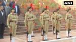 गणतंत्र दिवस के मौके पर JNU की छात्राओं ने रचा इतिहास