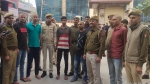 जोधपुर की सड़कों पर सिर मुंडवाकर निकले 8 बदमाश, पुलिस बोली-जूं पड़ गई थी इसलिए काटे बाल