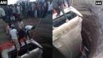 महाराष्ट्र: ऑटो से टक्कर के बाद कुएं में गिरी रोडवेज बस, 20 की मौत