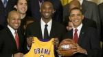 NBA के लीजेंडरी खिलाड़ी कोबी ब्रायंट के निधन से दुखी ओबामा-ट्रंप, हेलीकॉप्टर क्रैश में हुई मौत