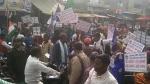 प्रतापगढ़: CAA-NRC का विरोध कर रहे प्रदर्शनकारियों पर लाठीचार्ज, भगदड़ में एक पुलिसकर्मी जख्मी