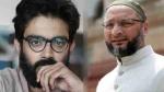 शरजील इमाम पर भड़के असदुद्दीन ओवैसी, बोले- 'भारत कोई मुर्गी की गर्दन नहीं, जिसे कोई तोड़ सके'