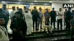 आंध्र प्रदेश: विधानभवन के बाहर धरने पर बैठे चंद्रबाबू , पुलिस ने लिया हिरासत में
