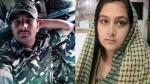 शहीद तिलक राज की पत्नी ने कहा-कागजों पर सिमट कर रह गए सरकार के वादे