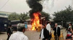 तीस हजारी हिंसा: पुलिस की बाइक में आग लगाने वाली महिला वकील की हुई पहचान