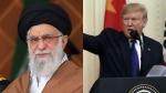 डोनाल्ड ट्रंप ने ईरान के सुप्रीम लीडर खेमनेई को दी चेतावनी, कहा-सोच समझकर कुछ भी बोलें