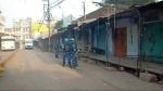 भारत बंदः अलीगढ़ में मंदिर पर पथराव के बाद हालात तानावपूर्ण, पुलिस ने छोड़े आंसू गैस के गोले
