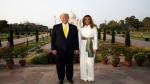 Namaste Trump: फर्स्ट लेडी मेलानिया ट्रंप ने व्हाइट जंपसूट पर बांधी ग्रीन बेल्ट,इन वजहों से है बेहद खास