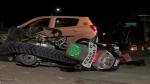 जयपुर: बेकाबू ट्रक ने ली तीन की जान, बाइक सवार युवतियों व फुटपाथ पर सो रहे व्यक्ति को रौंदा